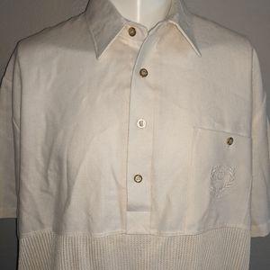 Alan Stuart Cut & Sew Garment Size XL Excellent
